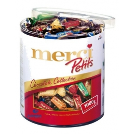 Bombones Merci Petits 1 kg.