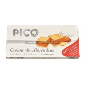 """Turrón de Jijona Sin Azúcares Añadidos """"Picó"""""""