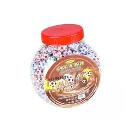 Mini boules de chocolat 200 Und. Sidral