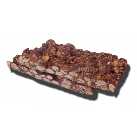 Caramellata torrone 300 gr. 2 compresse con Sesame