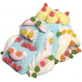 "Cake Marshmallows ""Beetle Car"" Serie 500"