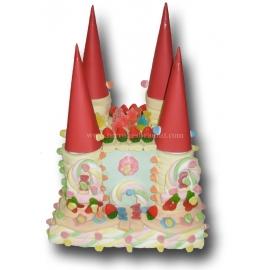 """Kuchen Marshmallows """"Schloss"""" Series 2000"""