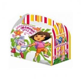 Boîte Dora l'exploratrice 15X14X10