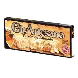 """Turrón de Alicante """"El Artesano"""" 200 gr."""