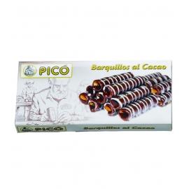 """Barquillos al Cacao """"Picó"""" 70 gr."""