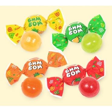 "Caramelo Bim Bum ""Roshen"" 1 kg."