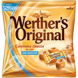 Werther's Original Sin Azúcar 1 kg.