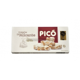 """Torrone Alicante """"Pico"""" 200 gr."""