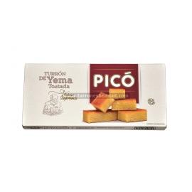 """Nougat torrado gema de ovo """"Pico"""" 200 gr."""