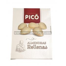 """Amêndoas recheadas """"Picó"""" 150 gr."""