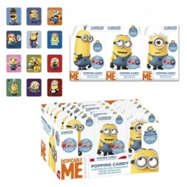 Candy with click Minions Tripack 54 gr.