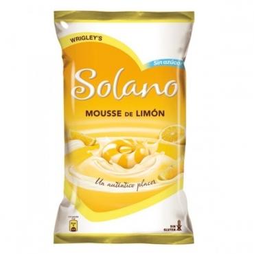Solano Lemon Mousse 900 gr.
