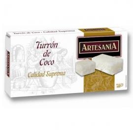 """Turrón de Coco """"Artesanía"""" 200 gr."""