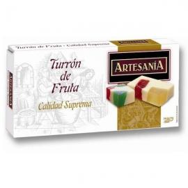 "Fruit nougat ""Artesanía"" 200 gr."