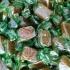 Candy artisans of honey with eucalyptus.