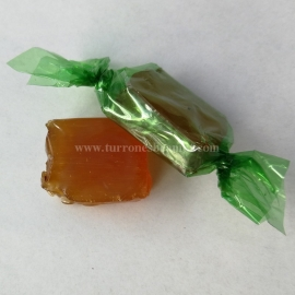 Candy artisans of honey with eucalyptus.