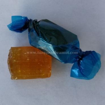 Caramels artisans de miel à la guimauve