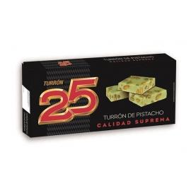 """Nougat à la pistache 150 gr. """"25"""""""