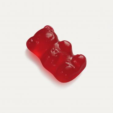 """Urso da morango """"Roypas"""" 1 Kg."""