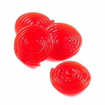 """Disques de réglisse rouge """"HARIBO"""""""
