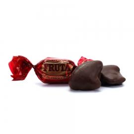 """Fruta Confitada con Chocolate """"El Patriarca"""""""