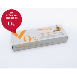 CHOCOLAT ORANGE 0% Virginias 150 gr.