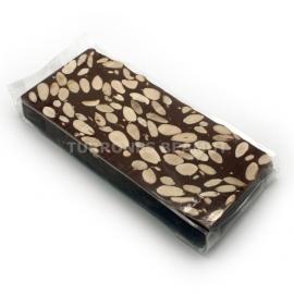 Torrone al cioccolato al latte 300 gr.