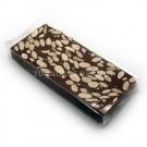 Nougat au chocolat au lait 300 gr.