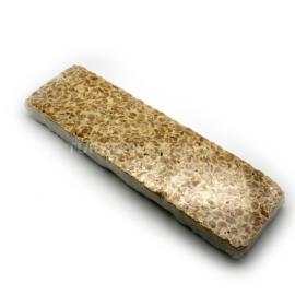 Nougat Arachide dur 1 kg.
