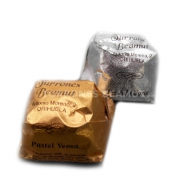 Pasteles Surtidos  de Yema y Gloria