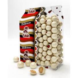 """Choco BälleWeiß""""Tukan"""" 1 kg."""