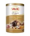"""Verschiedene Schokolade 0% Zuckerzusatz """"Valor"""" 200 gr."""