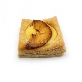 """Torta de maçã inteira sem açúcar """"El Cateto"""""""
