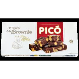 """Nougat Mazapán al Brownie """"Picó"""" 200 gr."""