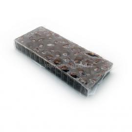 Torrone al cioccolato al latte 300 gr. Molde