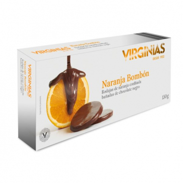 "Orange Schokoladen ""Virginias"" 150 gr."