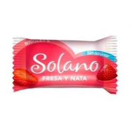 Solano Fresas con Nata