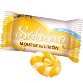 Solano citron mousse