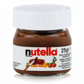 Nutella mini 25 gr.