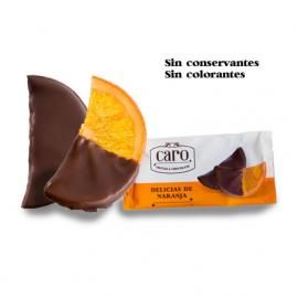 """Orange avec le chocolat """"Caro"""""""