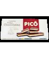 "Nougat of 3 chocolates ""Picó"" 200 gr."