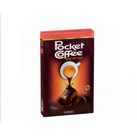 Ferrero Pocket Coffee Espresso T10