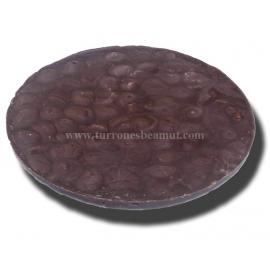 Torta de Turrón Chocolate Puro 200 gr.