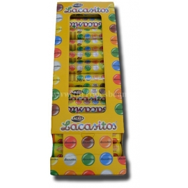Boîte Lacasitos 36 tubes.